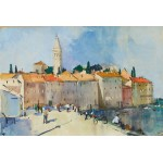 Embankment in Rovinj