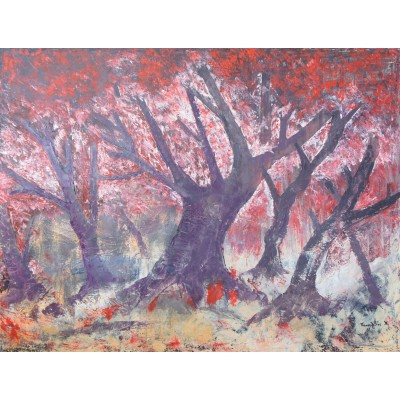 Red forest