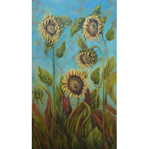 FLOWER  FANTASY, Sunflowers